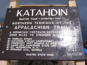Marker on the top